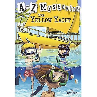 Die gelben Yacht
