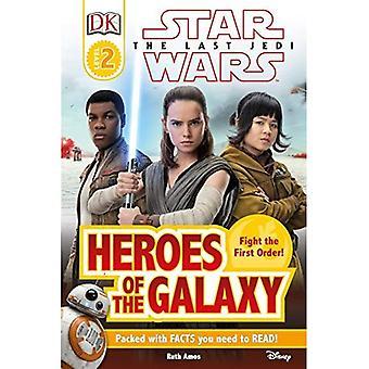 DK læser L2 Star Wars de sidste Jedi helte af Galaxy (DK læsere)