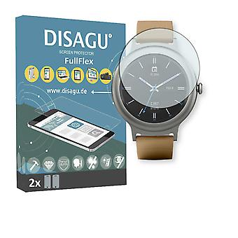 Screen protector - DISAGU FullFlex protector style LG watch