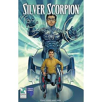 The Silver Scorpion by Ron Marz - Ian Edginton - Mukesh Singh - Ediso