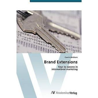Brand Extensions by Wobben Carolin