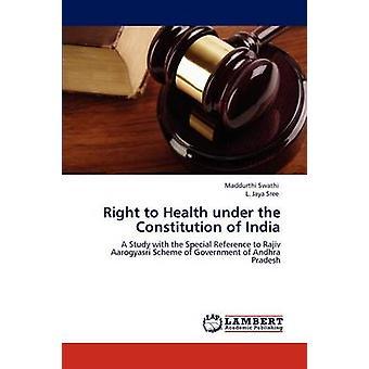 Direito à saúde nos termos da Constituição da Índia por Romulo & Maddurthi