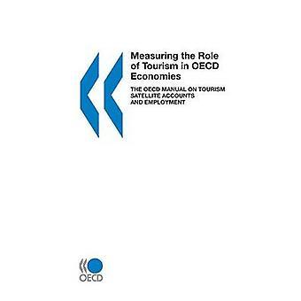 O papel do turismo nas economias da OCDE, que o Manual da OCDE no satélite de turismo é responsável e emprego pela publicação da OCDE de medição