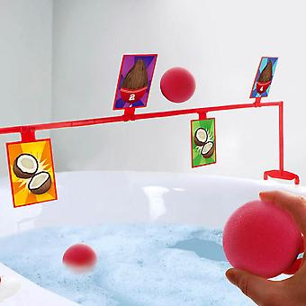 Aqua Coconut Shy Bath Game