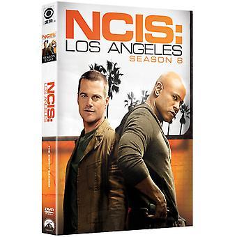 NCIS: Los Angeles - die achte Staffel [DVD] USA importieren
