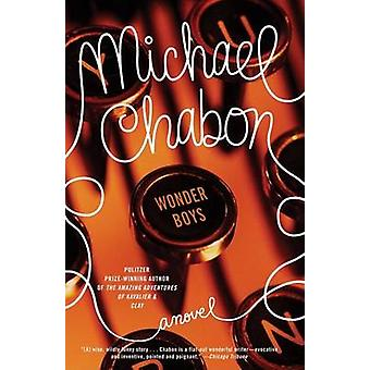 Wonder Boys by Michael Chabon - 9780812979213 Book