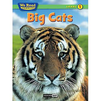 Big Cats by Bruce Johnson - 9781601153142 Book