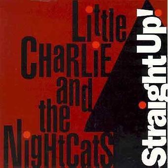 Little Charlie & Nightcats - Straight Up [CD] USA import