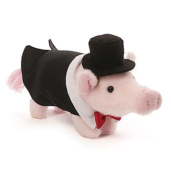 Pop Pig Formal (Black Suit)