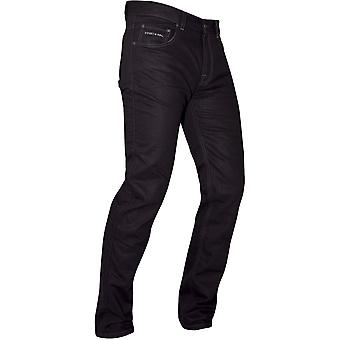 Richa Anthracite Cobalt Short X Motorcycle Jeans