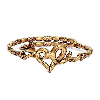 Alex et Ani coeur Wrap or bracelet VW357RG