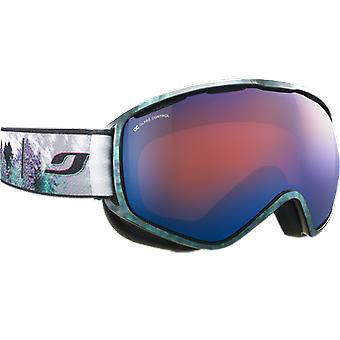 Julbo Atlas black tree Flash blue
