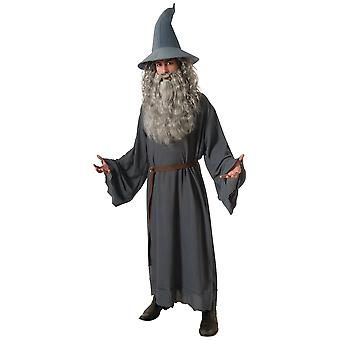 Gandalf The Hobbit Movie Lord of The Rings Wizard Men Costume