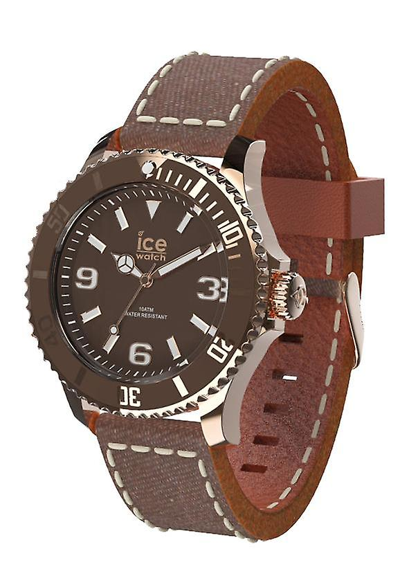 Ice-Watch Ice-tela grande marrone Uhr (CA.BN. RG. U.C.14)