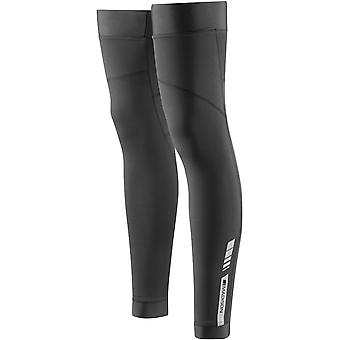 Madison Black 2014 Sportive Thermal Leg Warmers - Pair