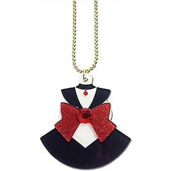 Necklace - Sailor Moon - New Sailor Pluto Costume Anime Licensed ge36474