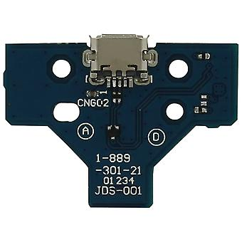 14 PIN v1 Micro USB oplader socket IC Board til Sony PS4 controllere jds-001