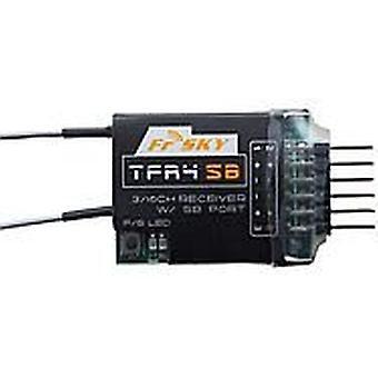 FrSky Futaba FASST kompatiblen Empfänger 3 / 16ch S.BUS, TFR4SB