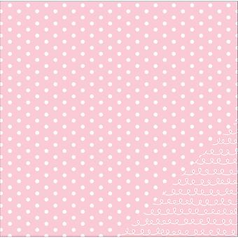 American Crafts Basics Double Sided Cardstock 12