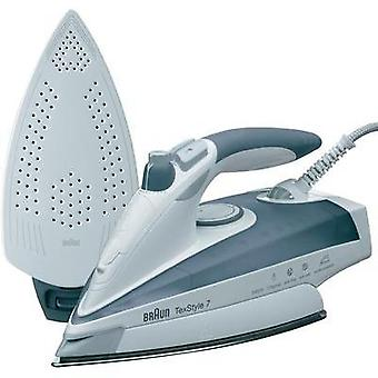Steam iron Braun TS775TP TexStyle 7 Grey 2400 W