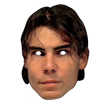 Rafael Nadal Celebrity Karte Partei Gesichtsmaske