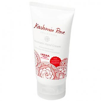 Lanna Oriental Spa Kashmir Rose Aromatic Hand Cream 80 ml