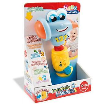 Clementoni Juanillo Hammer (Toys , Educative And Creative , Electronics)