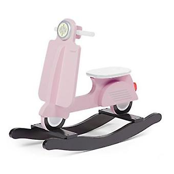 Childhome Scooter rocker - Rosa (Toys , Preschool , Babies , Baby Seesaw)