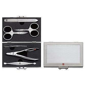 Zwilling Briefcase Manicure, Metal, 6 Pieces