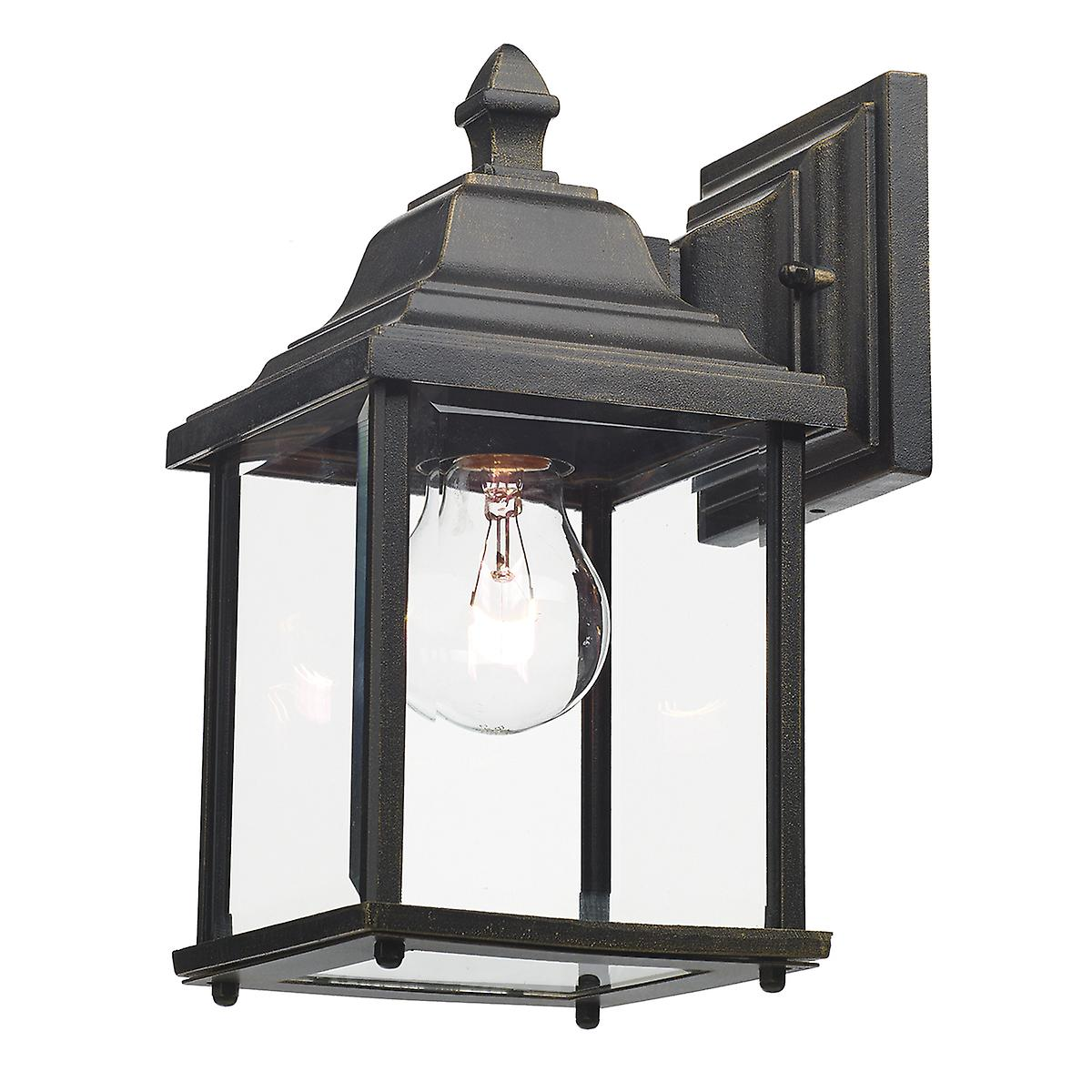 Dar DOY1635 Doyle Traditional Outdoor Wall Light Double Insulated