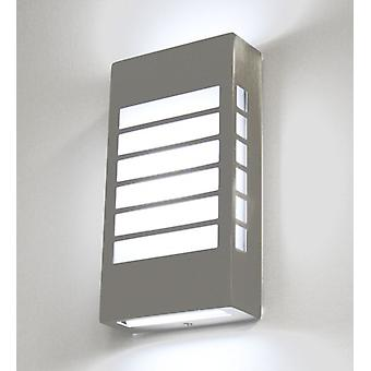 LED Wall lamp, IP44, 6 W, 6250 K daglicht wit, Lucie 10426