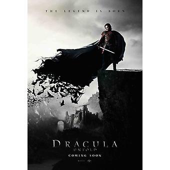 Affiche du film indicibles Dracula (11 x 17)