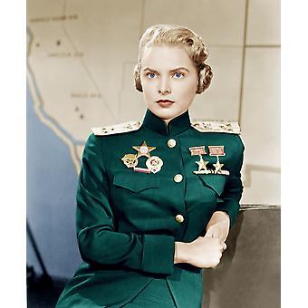 ジェット パイロットのジャネット ・ リー 1950 写真印刷