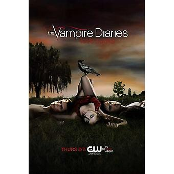 The Vampire Diaries - Stil C Movie Poster (11 x 17)