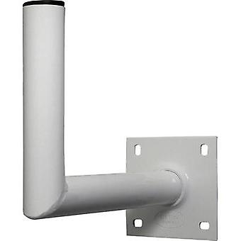 SAT wall mount A.S. SAT 10735 Projection distance: 25 cm Suitable for dish size: Ø up to 90 cm White