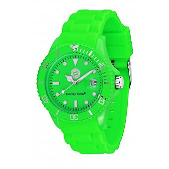 Candy time by Madison watch U4503 49FCB Bayern Munich neon green