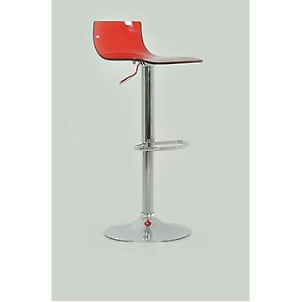 Marquis Acrylic Kitchen Bar Stool - Acrylic