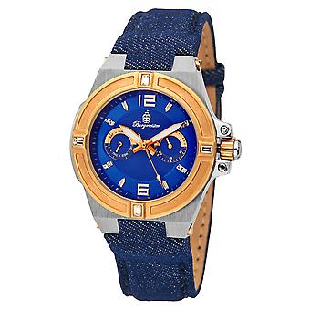 Burgmeister ladies quartz watch Denim, BM220-933