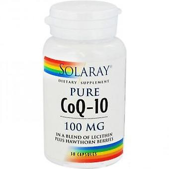 Solaray Q10 100Mg. 30Pearls Kal (Vitamins & supplements , Special supplements)