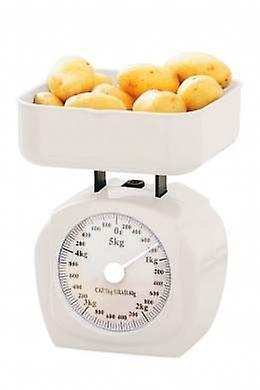 5kg Mechanical Kitchen Scale