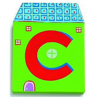 Djeco Cottage letter - C (Babies and Children , Children's decoration , Wallpapers)