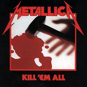 Metallica - Kill Em All [Vinyl] USA importerer