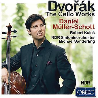 Dvorak - Cello Works [CD] USA import