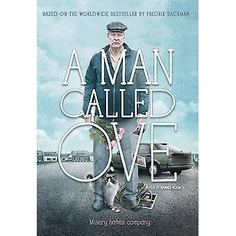 Man Called Ove [DVD] USA import