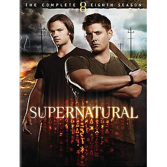 Supernatural - Supernatural: Season 8 [DVD] USA import
