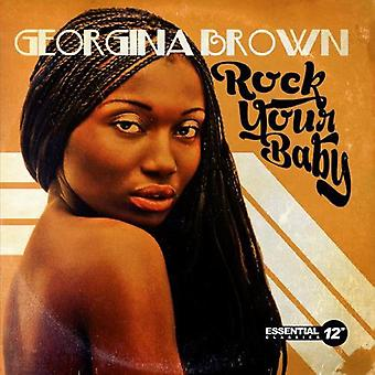 Georgina Brown - Rock Your Baby (EP) [CD] USA importare