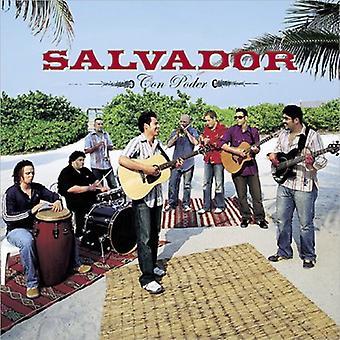 Salvador - Con Poder [CD] USA import