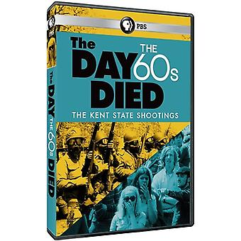 Day the 60s Died [DVD] USA import