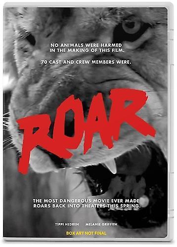 Roar [DVD] USA import