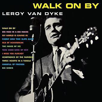Van Leroy Dyke - Walk on by [CD] USA import
